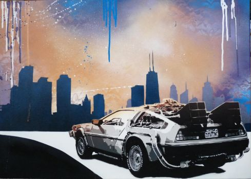 OUTATIME by Burgi687