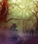 Forest of Death by kinaato