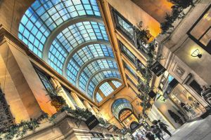 Exchange Arcade HDR by nat1874