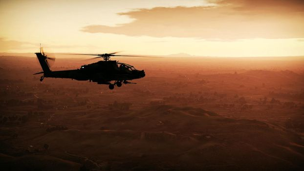 The Apache by ScreenCaptain