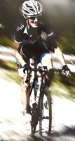 Andy Schleck climbing by Toti-Gogeta