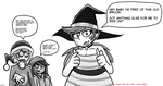 Witch Pick Up Lines (FILLER) by EpicGuac