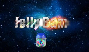 JellyBam ROM Logo - Galxy S2 by d-bliss