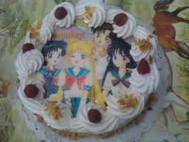 My Birthday Cake :D by IdiotGirlXD