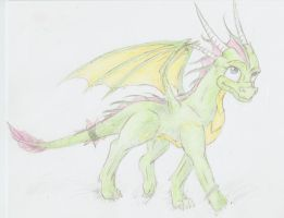 On Swift Wings: Flora by Luxray-Insanity