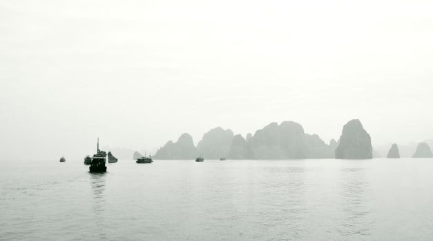 Halong bay by vincenzzo