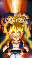 Gotenks by kip13