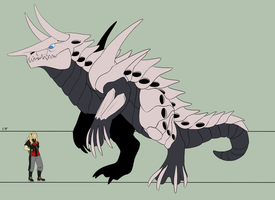 Size chart: Thorn by ShadeofShinon