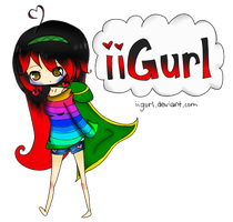 iiGurl Reference by iiGurl