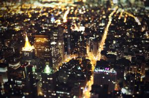 Tilt Shift NYC by KAL1MAR1