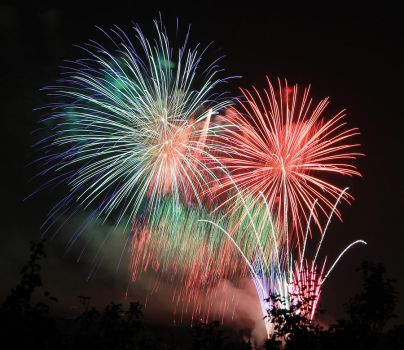 Fireworks display 3 by sgt-slaughter
