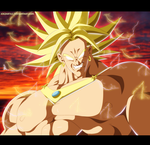 Broly the legendary super Saiyan ... [ Updated ] by JoeZart63