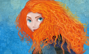 Merida by HummingbirdHeart