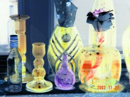 Weird Vases by Phifty