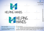 Creative Logo for Helping Hand by MadreMedia