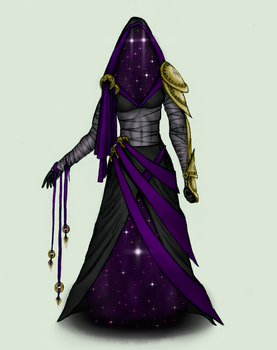 Umbra by Runic-Scribe