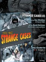 STRANGE CASES 3 by Hartman by sideshowmonkey