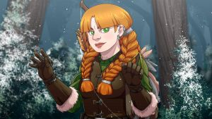 Aireene Brew for Hevvs by Bhansith