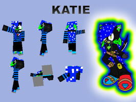 Katie Wolf Skin by CyberPictures