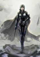 Faora Ul (Man of Steel) by kio09