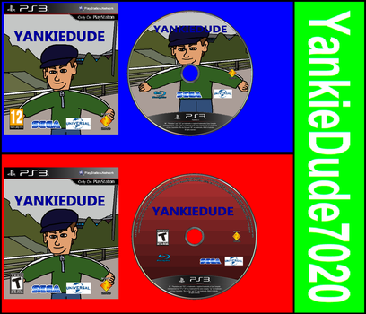 YankieDude (PS3) Cover by yankiedude7020