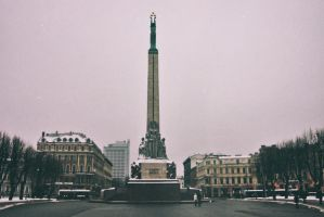 1. Freedom Monument by Dincha112