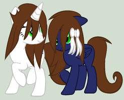 Sisters by Cherryblossom135