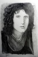 Brian May by MoonyG