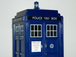 Toy Family - TARDIS 2 by LinearRanger