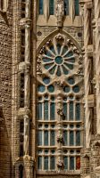 Sagrada familia detail 24 by forgottenson1
