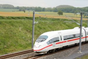 High Speed Train 8 by spacemaker94