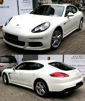 All New Porsche Panamera Diesel by toyonda