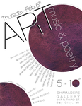 Art Exhibition Flyer (2009) by fightignorance