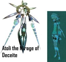 the miragges of deceite by nanertarta