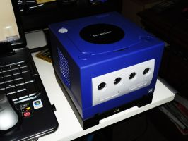 Gamecube by desirefire1
