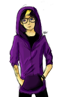 Humanstuck Eridan by Uzumaki-Courtney