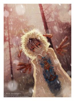 + Winter Wonderland + by goku-no-baka