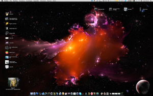 iMac Screenshot 02.10.2009 by mic330