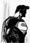 Superman Ink by markhossain