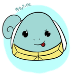 Squirtle-Awk by Decompositions