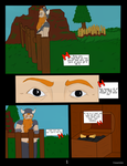To Icaria - Page 1 by cosartmic