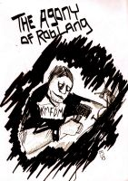 The Agony Of Rob Lang by Manomatul
