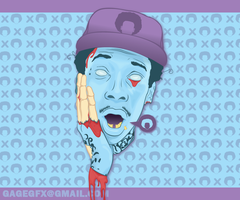 Zombie Khalifa by gageishere