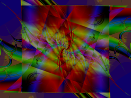 Whoa a boarder with fractal explorer by lamblyn
