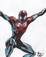 Ultimate Spiderman by Rlindberg748