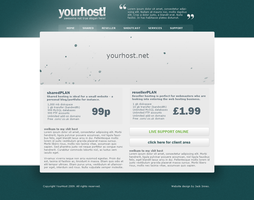 Web host design by jackinnes