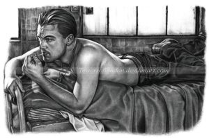 Leonardo DiCaprio-Pencil by TowersOfLondon