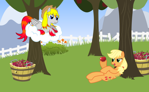 Apple Stories by 0Nautile18E26