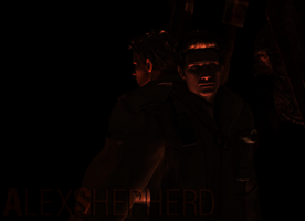 Survival Horror Alex by a-m-b-e-r-w-o-l-f