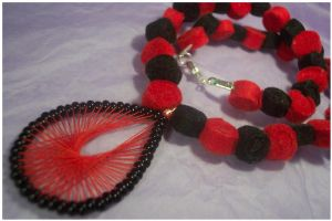 Fit for a Queen of hearts by neko-crafts